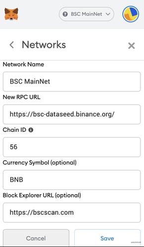 BSC-conflux